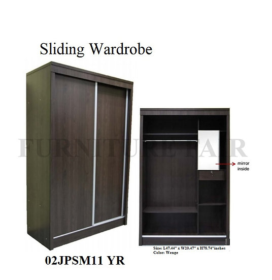 Sliding Wardrobe 02JPSM11 YR