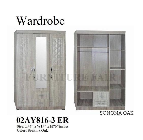 Wardrobe 02AY816-3 ER