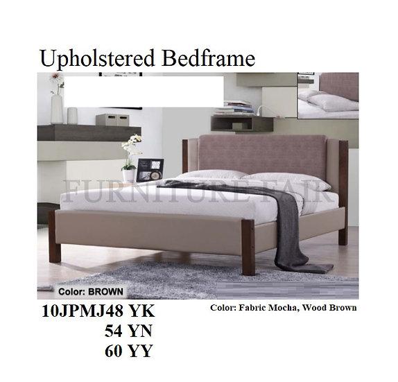 Upholstered Bedframe 10JPMJ48YK 54YN 60YY