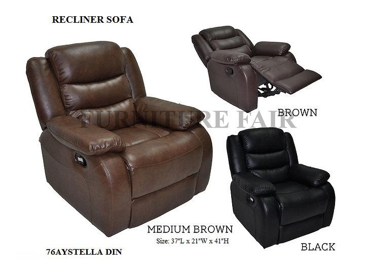 Recliner Sofa 76AYSTELLA DIN
