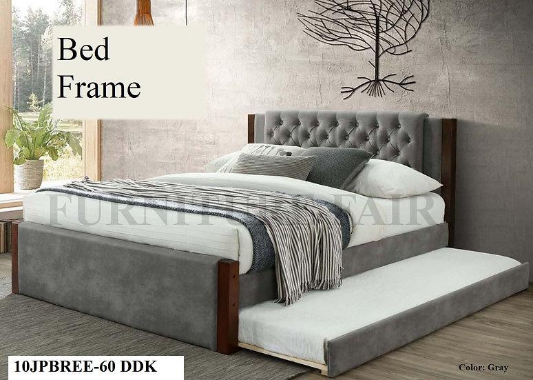 Upholstered Bedframe 10JPBREE-60 DDK