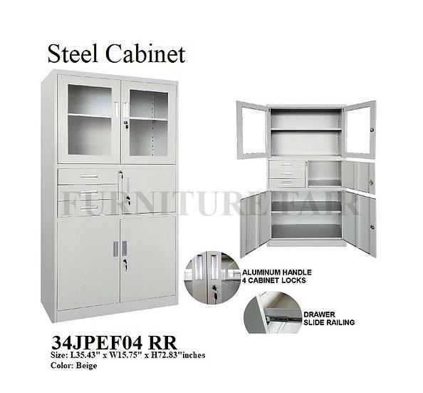 Steel Cabinet 34JPEF04 RR