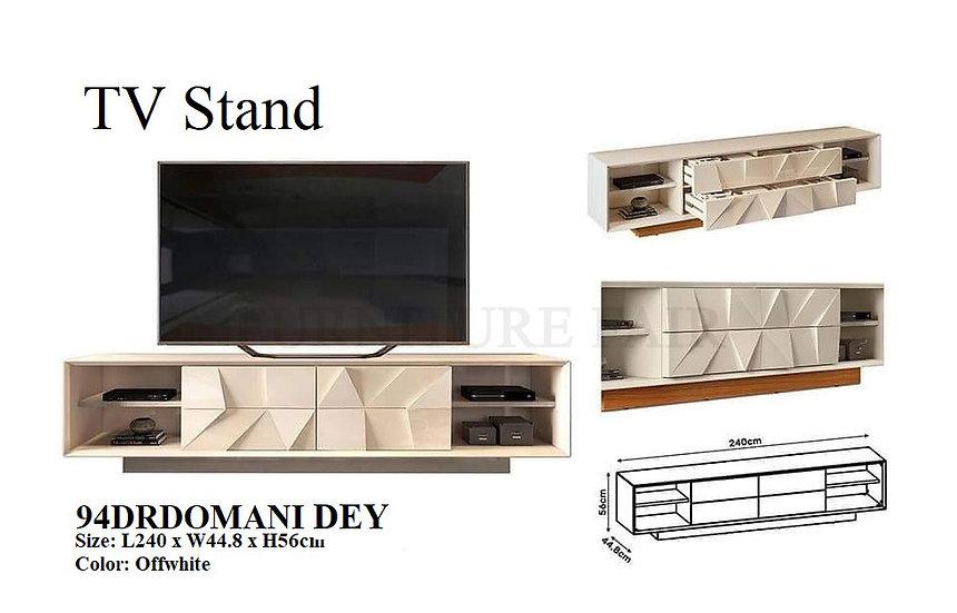 TV Stand 94DRDOMANI DEY