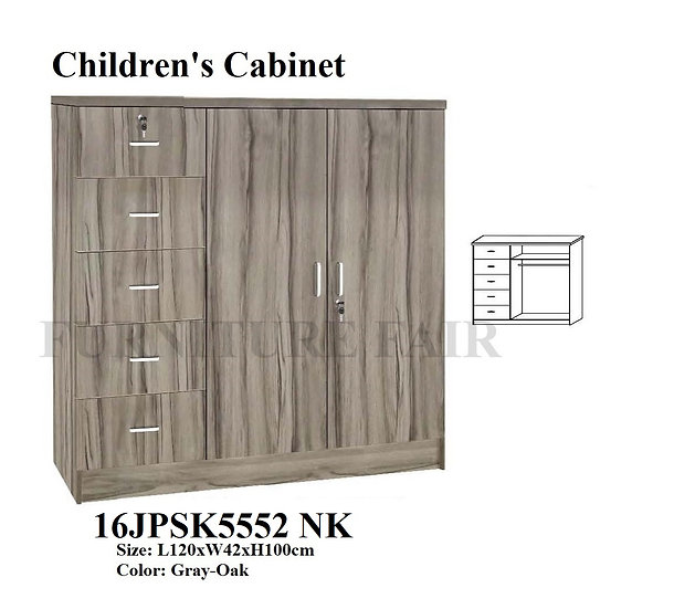 Children's Cabinet 16JPSK5552 NK