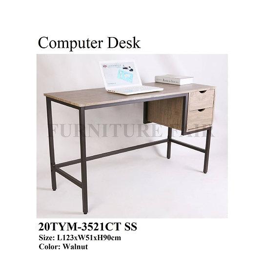 Computer Desk 20TYM-3521CT SS