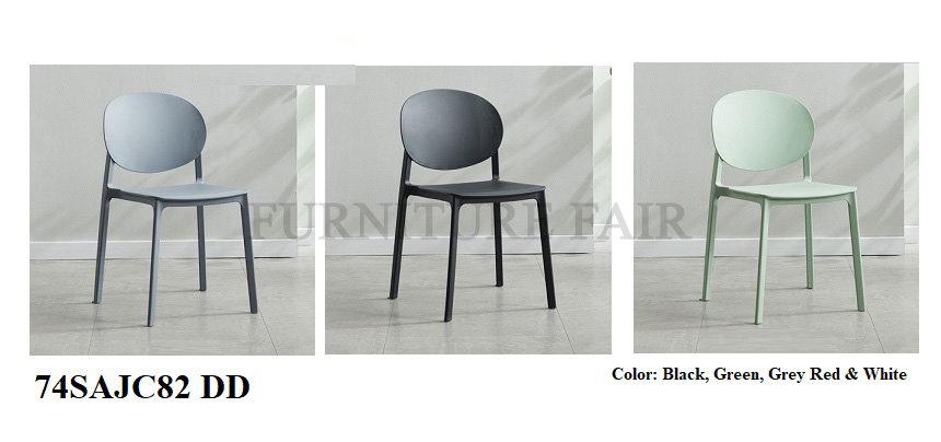 Plastic Chair 74SAJC82 DD