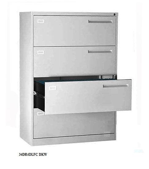 Filing Cabinet 34DR4DLFC DKW