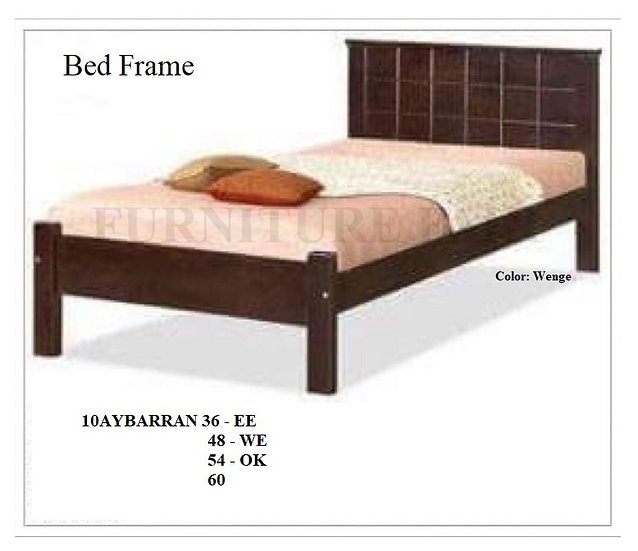Bed Frame 10AYBARRAN