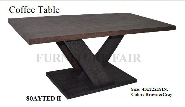 Center Table/ Coffee Table 80AYTED II