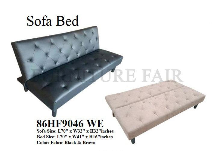 Sofa Bed 86HF9046 WE