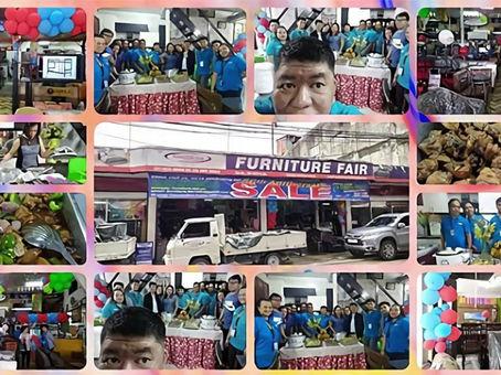 Happy Anniversary Furniture Fair (Ojela Inc.,)