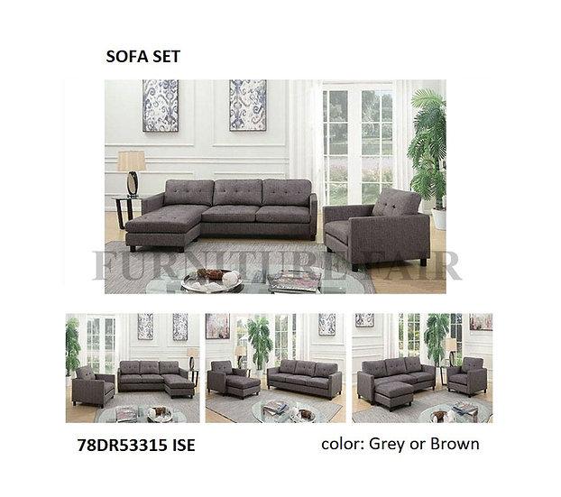 Sofa Set 78DR53315_ISE