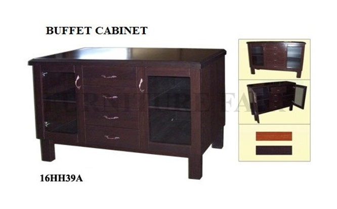 Buffet Cabinet16hh39a Nw Furniture Fair