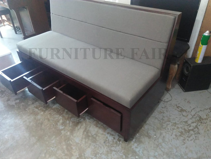 Sofa Bench (Made to Order)