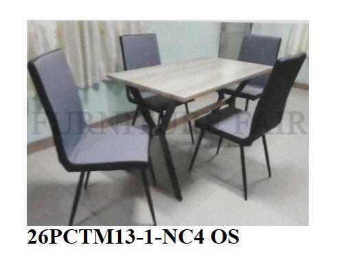 Dining Set 26PCTM13-1-NC4 OS