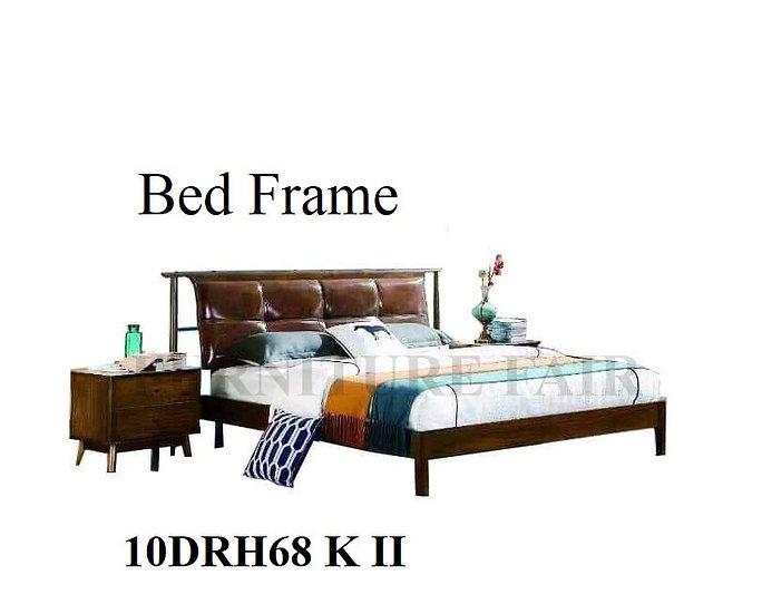 Wooden BedFrame10DRH68-K II