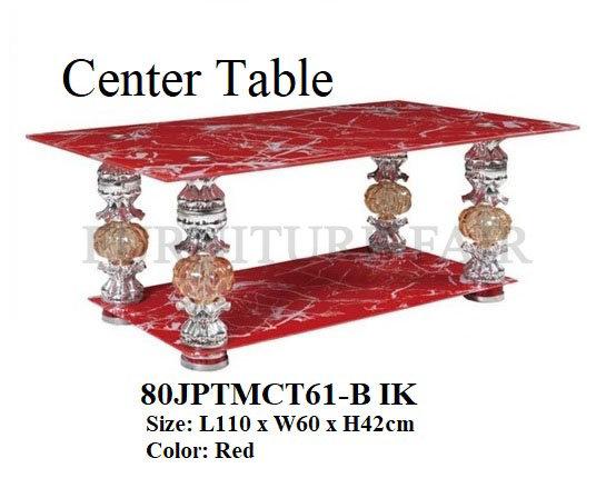 Center Table 80JPTMCT61-B IK