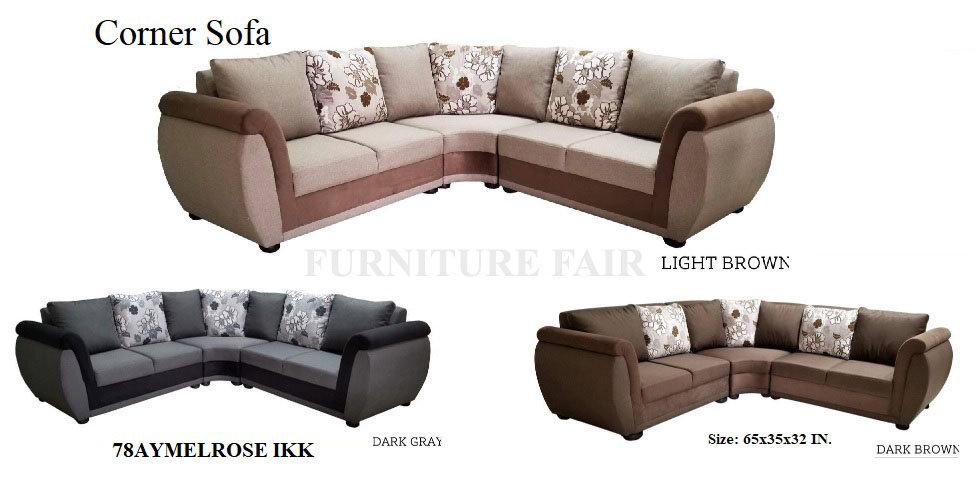 Corner Sofa 78AYMELROSE IKK