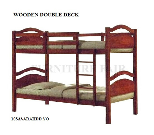 Bed Frame Double Deck 10SASARAHD YO