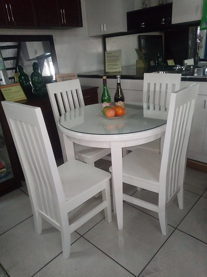 Dining set 26EA36R-WH