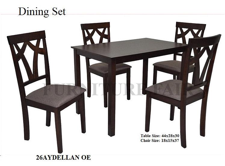 Dining Set 26AYDELLAN OE