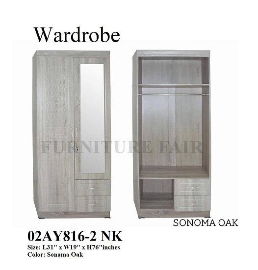 Wardrobe 02AY816-2 NK