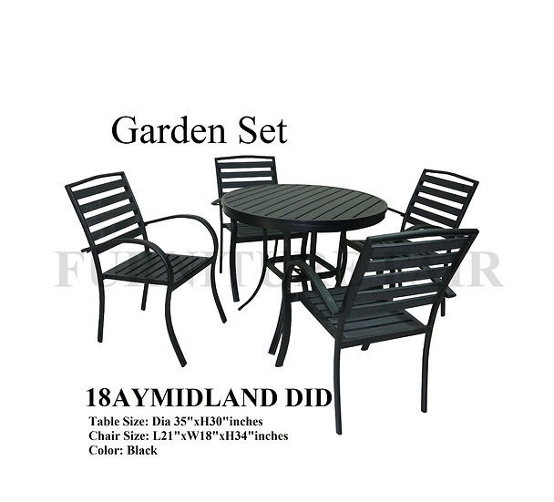 Garden Set 18AYMIDLAND DID