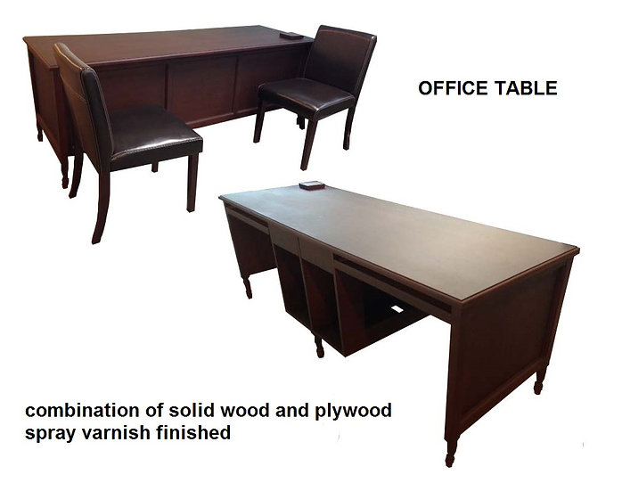 Counter Table (made-to-order)