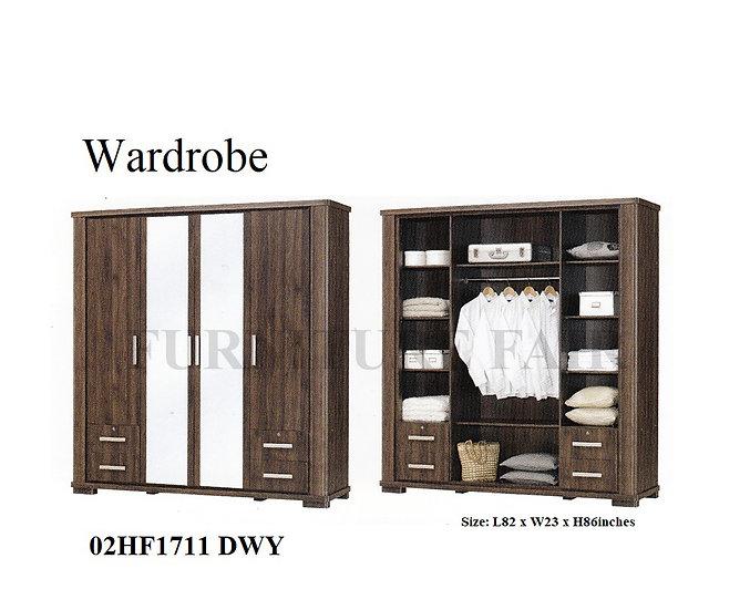 Wardrobe 02HF1711 DWY