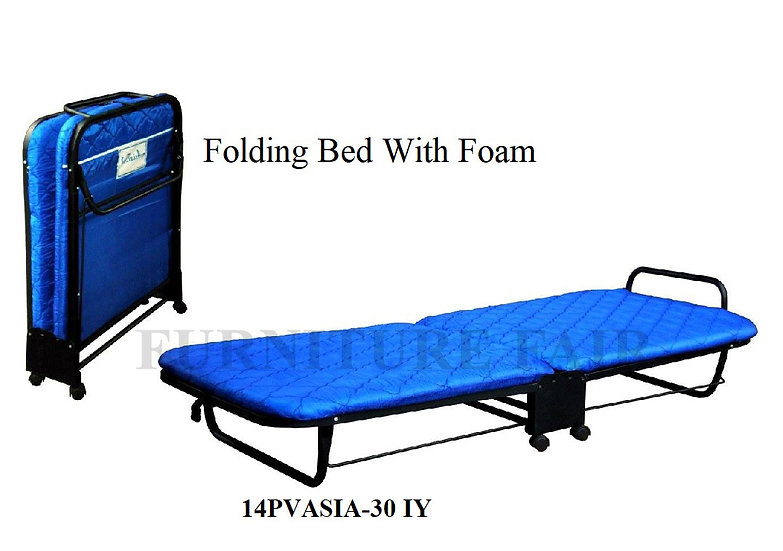 Folding Bed With Foam 14PVASIA-30 IY