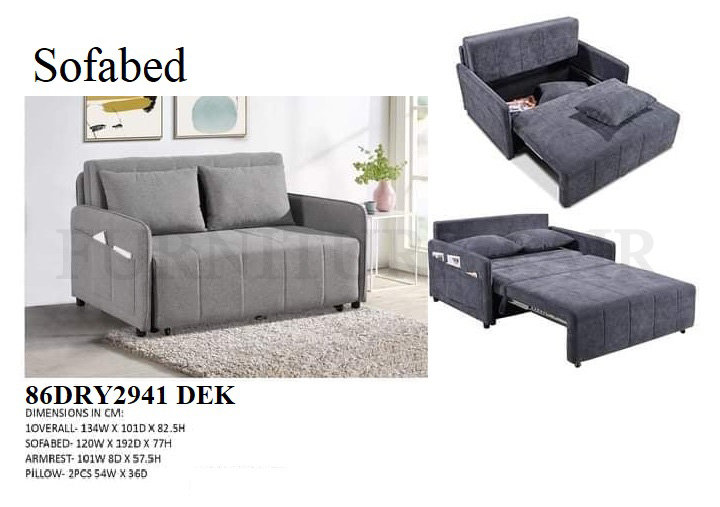 Sofa bed 86DRY2941 DEK