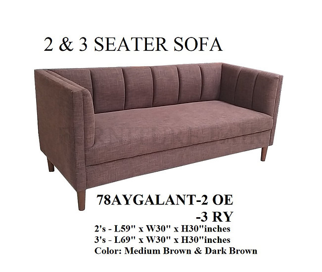 2 & 3 Seater 78AYGALANT-2 OE 3RY
