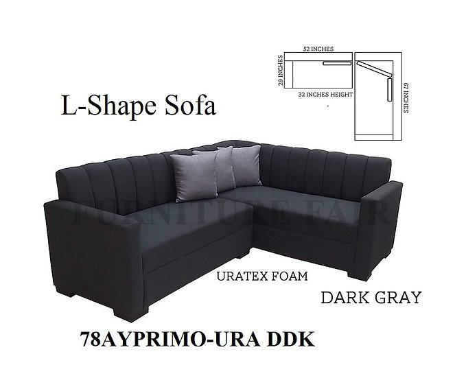 L-Shape Sofa 78AYPRIMO-URA DDK