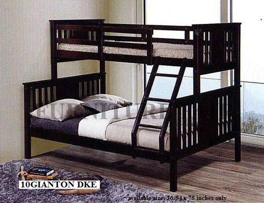 Wooden Bunk bed 10GIANTON DKE