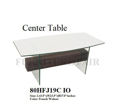 Center Table 80HFJ19C IO