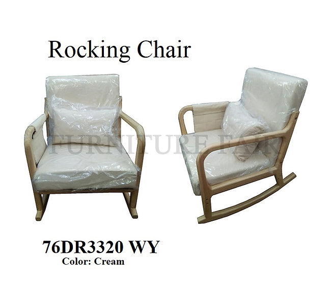 Rocking Chair 76DR3320 WY