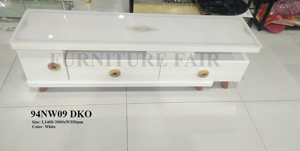 TV Stand & Center Table 94NW09 DKO