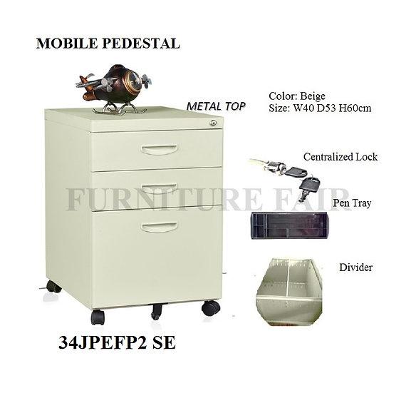 Mobile Pedestal 34JPEFP2 SE