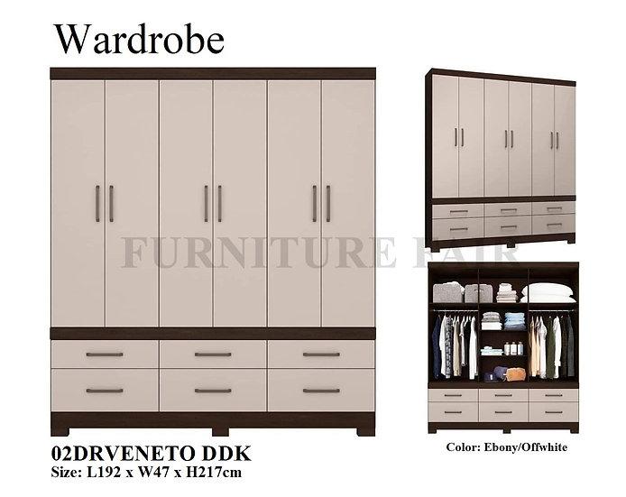 Wardrobe 02DRVENETO DDK