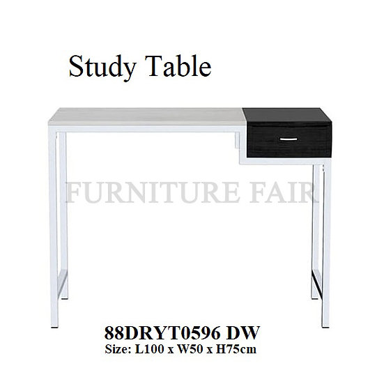 Study Table 88DRYT0596 DW