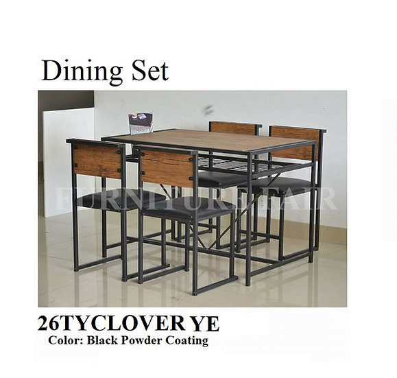 Dining Set 26TYCLOVER YE