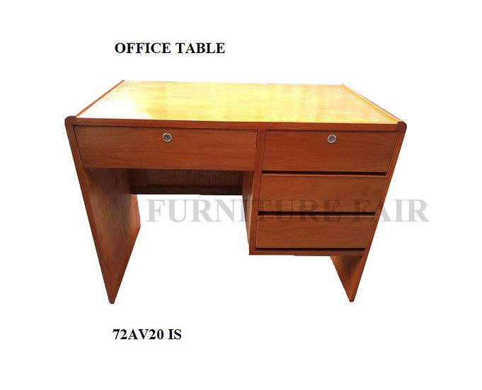 Office Table 72AV20_IS