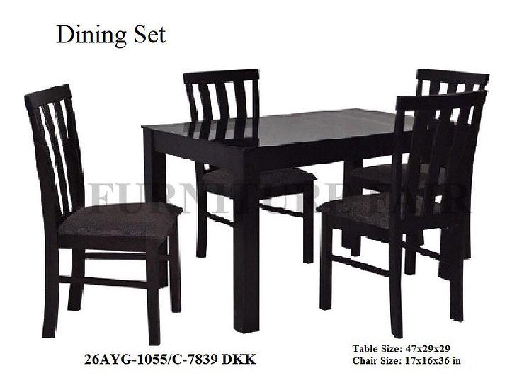 Dining Set 26AYG1055/C7839 DKK