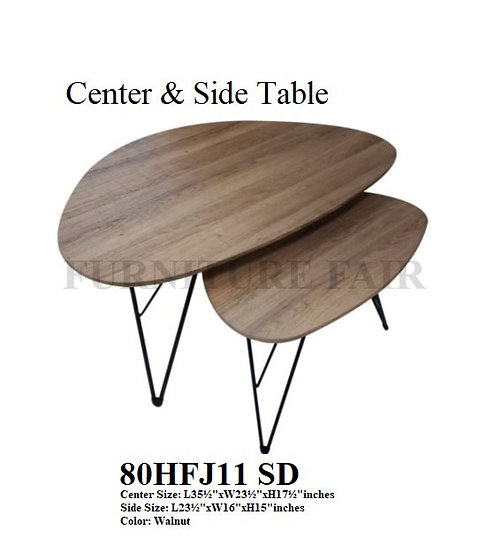 Center & Side Table 80HFJ11 SD