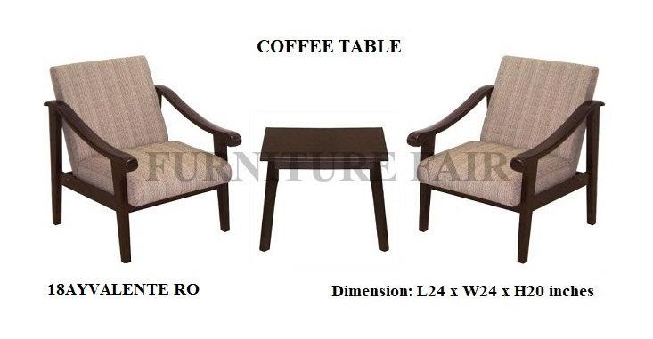 Coffee Table 18AYVALENTE RO