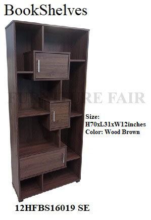 Book Shelves 12HFBS16019 SE