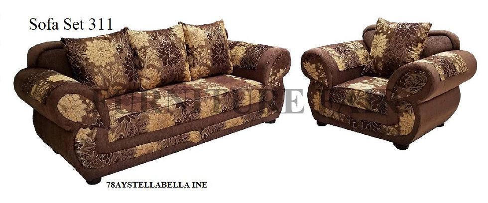 311 Sofa Set 78AYSTELLABELLE INE