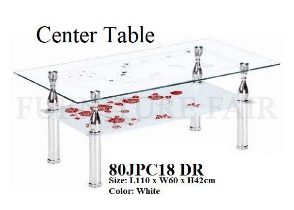 Center Table 80JPC18 DR