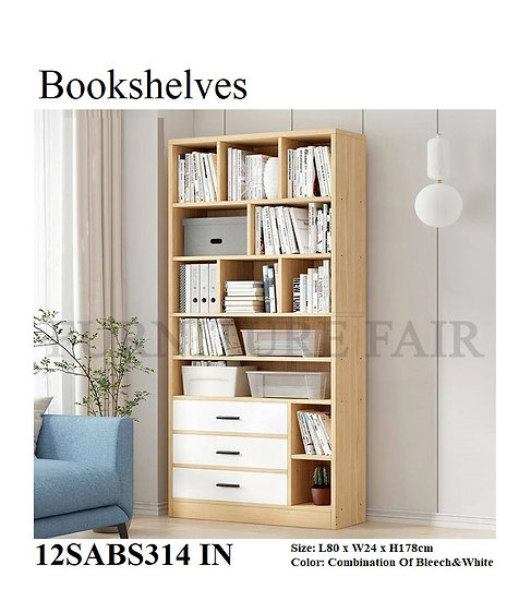 Bookshelves 12SABS314 IN
