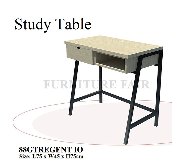 Study Table 88GTREGENT IO